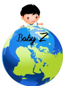 Baby Z toddler travel Seoul