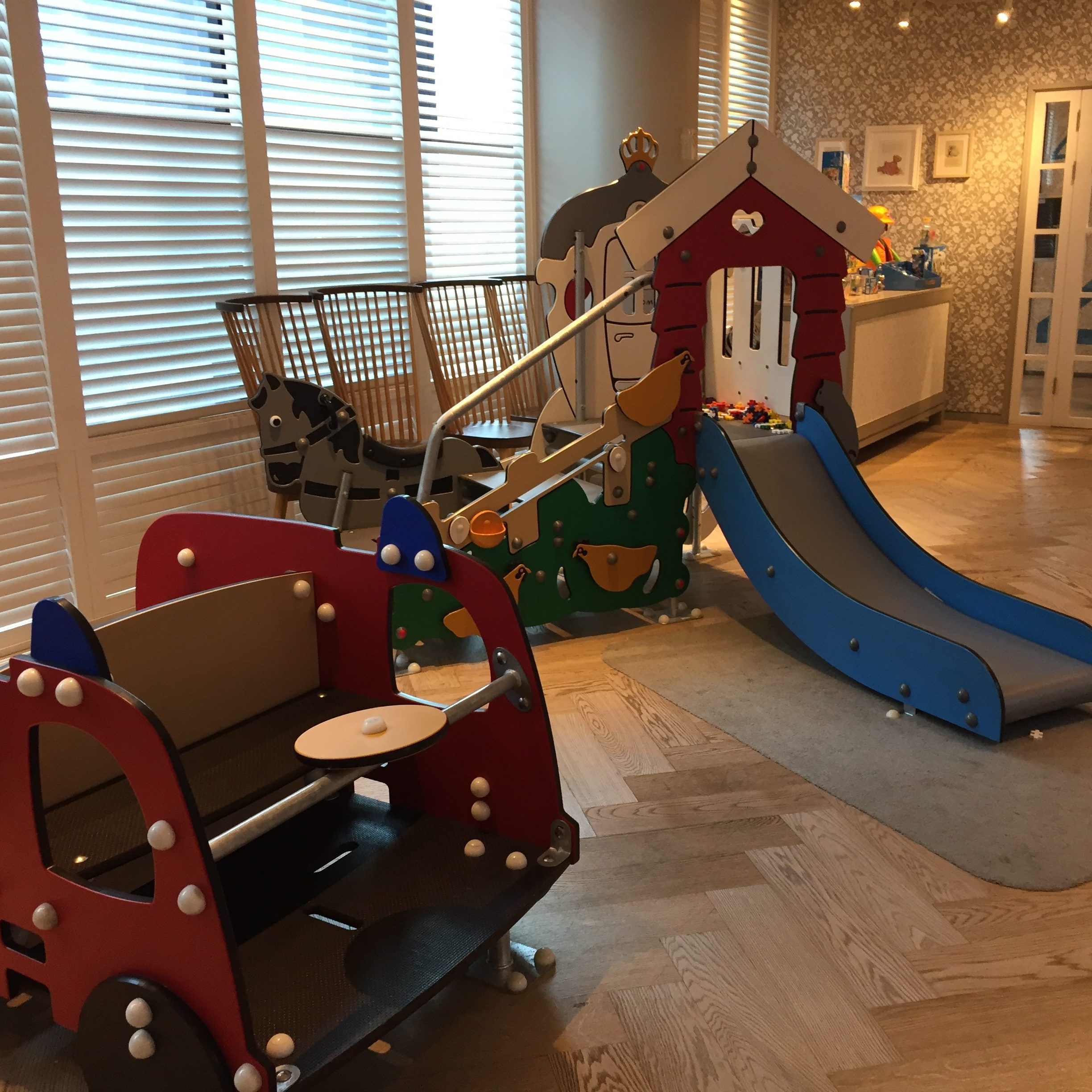 Indoor playground kids cafe Seoul